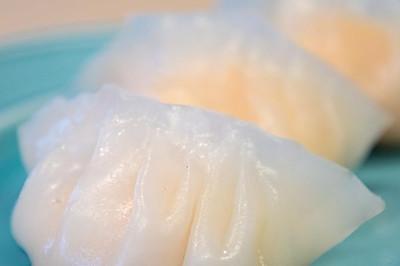 水晶虾饺 - 跟着顶级厨师学做虾饺