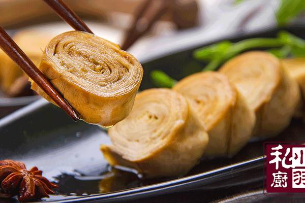 小羽私厨之素火腿的做法