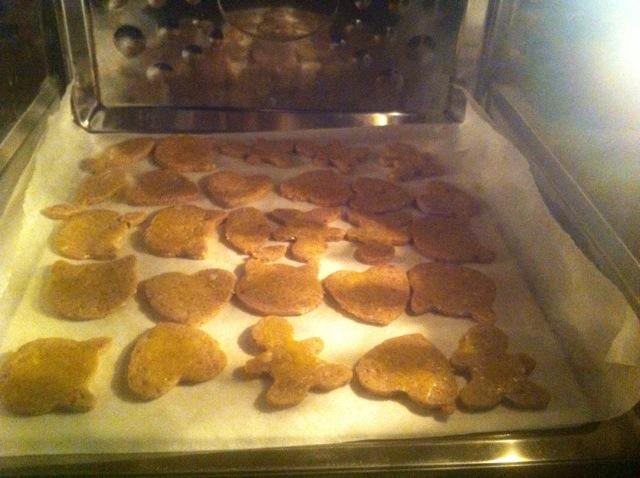 每天都是儿童节-可爱手工小饼干的做法图解10