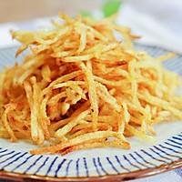 香脆土豆丝丨香脆可口