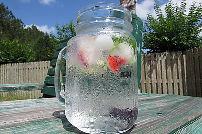 炫酷高颜值冰块 - 夏日美味冰饮
