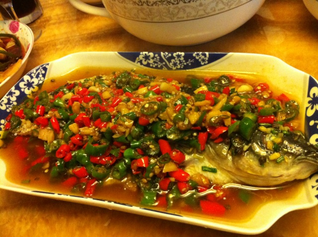 双椒鱼的做法_【图解】双椒鱼怎么做好吃_56789356