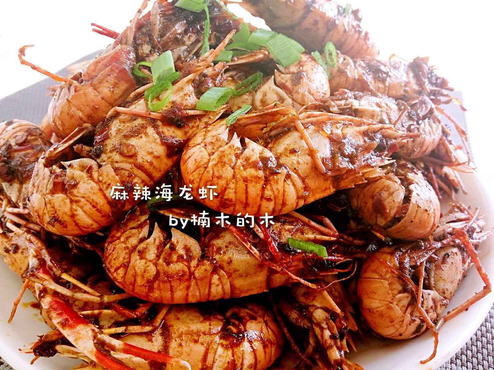 麻辣海龙虾(鳌虾)的做法_【图解】麻辣海龙虾(鳌虾)做