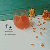 纯纯石榴汁