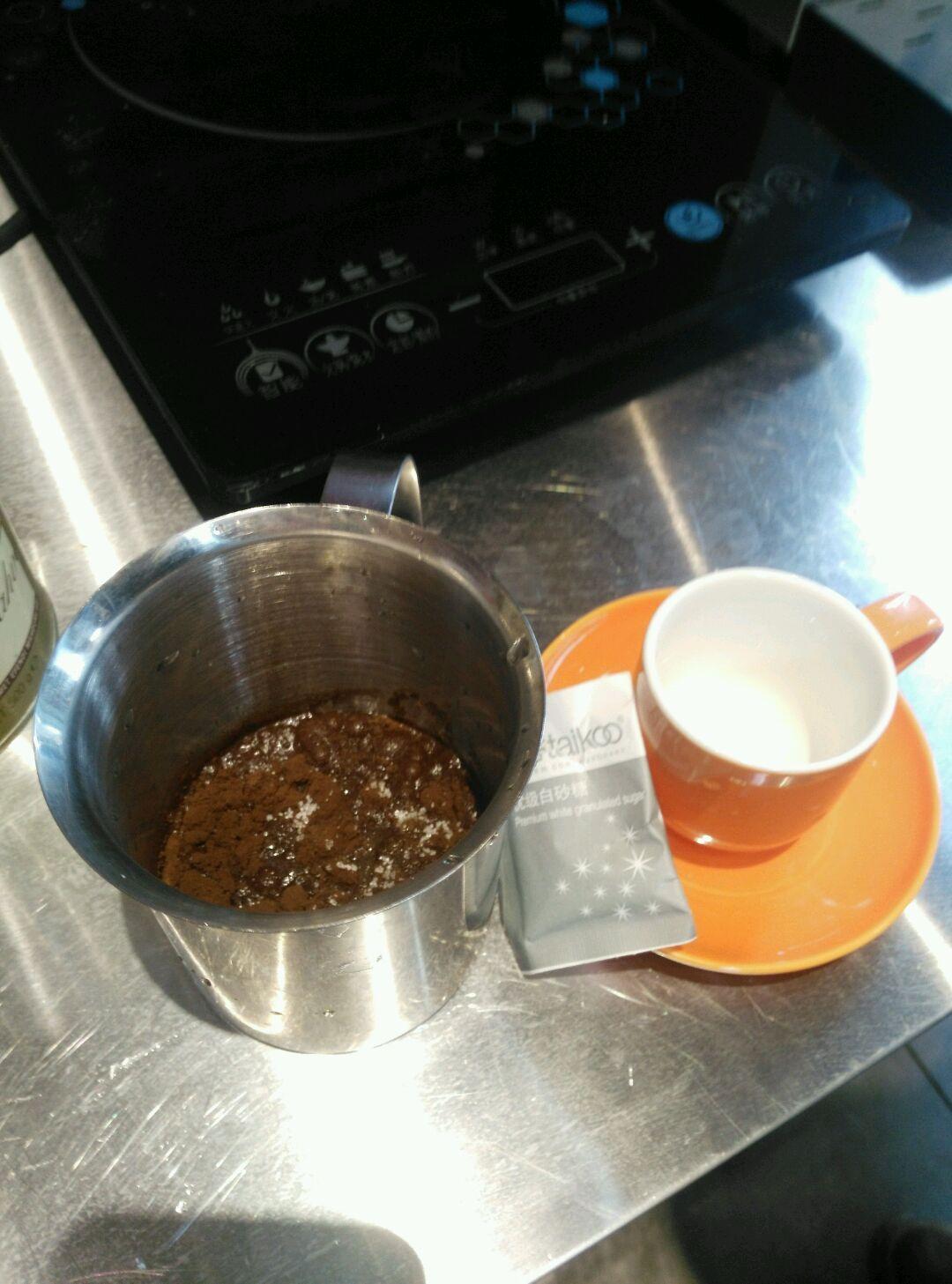 土耳其咖啡的做法_【图解】土耳其咖啡怎么做如何做