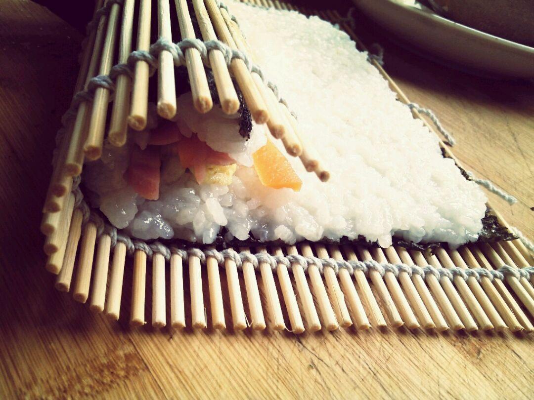 简易寿司的做法步骤