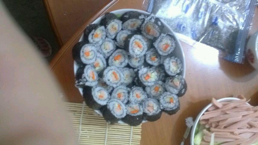 寿司的做法 !-- 图解5