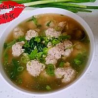 大头宝鱼丸汤