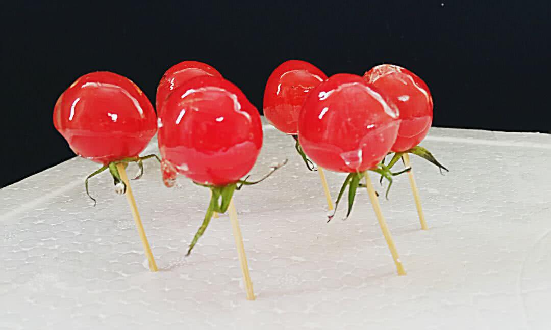 冰糖葫芦(圣女果)