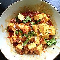 番茄肉末炖豆腐