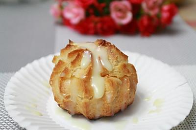 炼奶泡芙(长帝烘焙节)