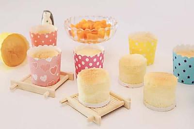 宝宝辅食微讲堂  牛奶纸杯蛋糕