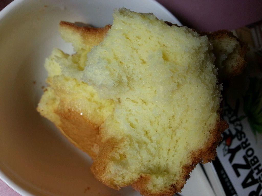 橄榄油15ml 低筋面粉50g 泡打粉2g 白醋5滴 面包机做蛋糕的做法步骤