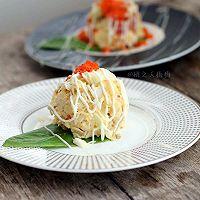 鸡蛋马铃薯沙拉#丘比轻食厨艺大赛#