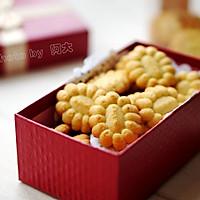 杏仁酥饼干