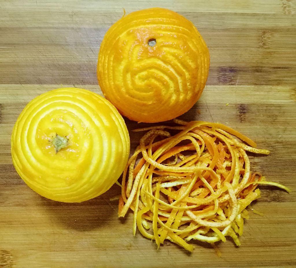 猫爪鲜橙球的做法图解3