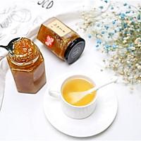 面包机版蜂蜜柚子茶