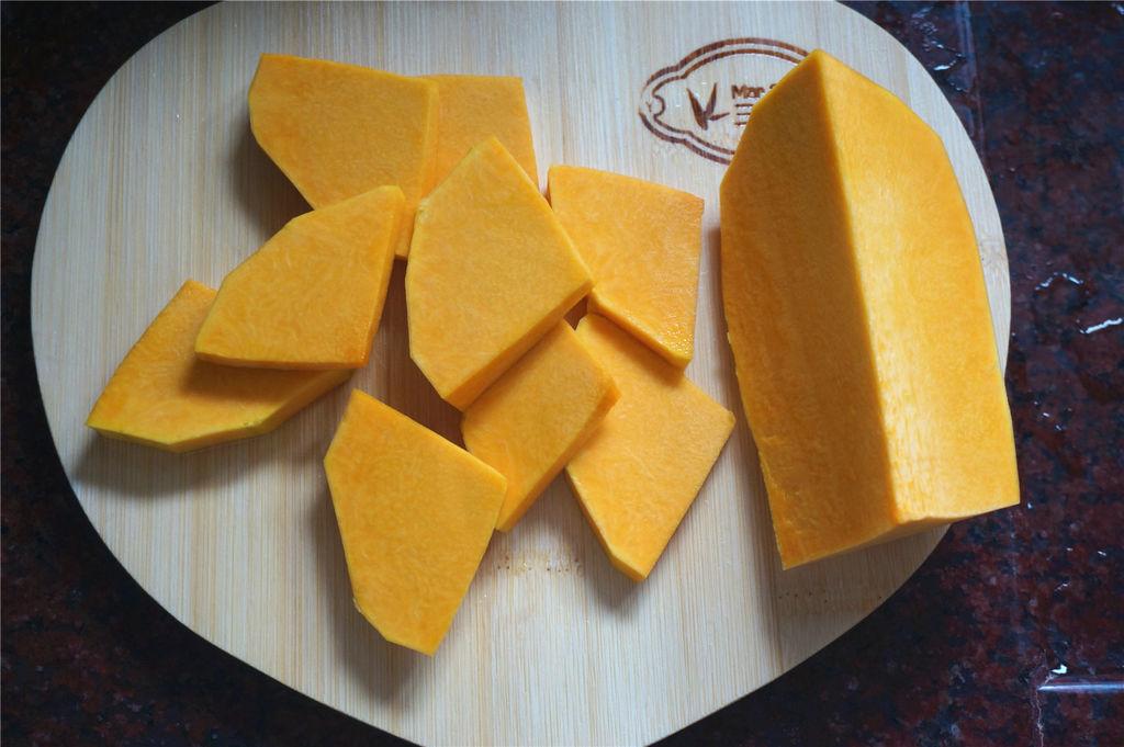 南瓜奶酪塔的做法图解1