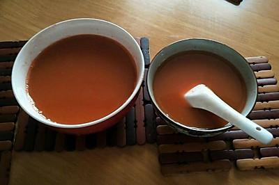 美容红萝卜汁