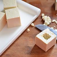 茄汁酿豆腐#十万个喂什么#的做法图解2