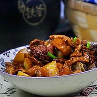 土豆排骨焖笋干#厨此之外,锦享美味#