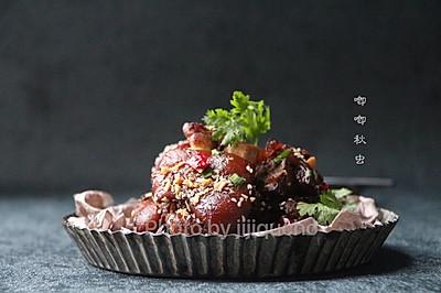 少油版的脆皮五香猪蹄#飞利浦空气炸锅#