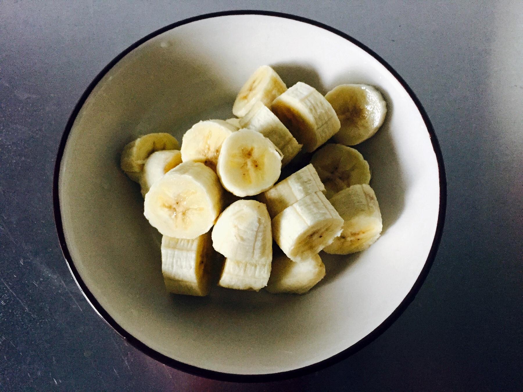 香蕉奶昔的做法图解3
