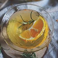 迷迭香橙味潘趣酒【安卡西厨】