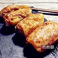 鲜虾腐片卷