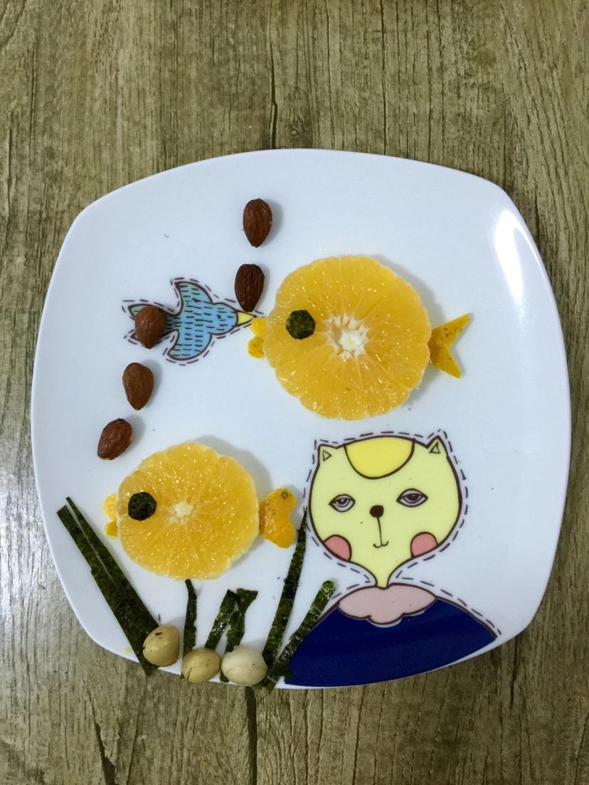 创意儿童早餐