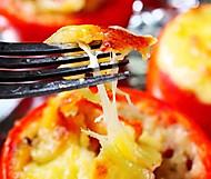 芝士焗海鲜蘑菇马铃薯泥——格兰仕立式电烤箱试用陈述之三