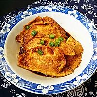 烩蛋饺#舌尖上的春宴#