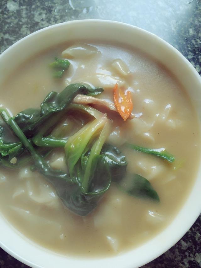 肉丝汤面条的做法图解13