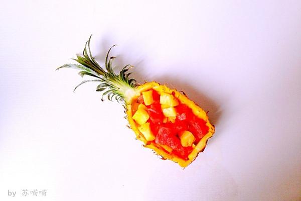 微信头像花水果