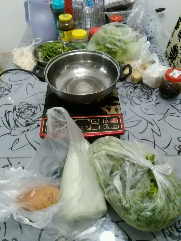 家庭火锅的做法步骤