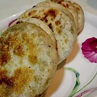猪肉茴香馅饼,主食也可以有菜有肉。