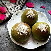 抹茶红豆包#KitchenAid的美食故事#