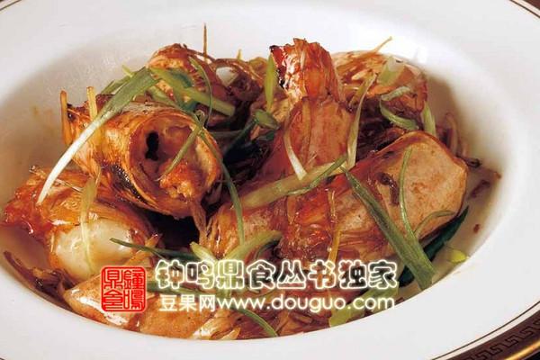 生抽王干煎大虾的做法