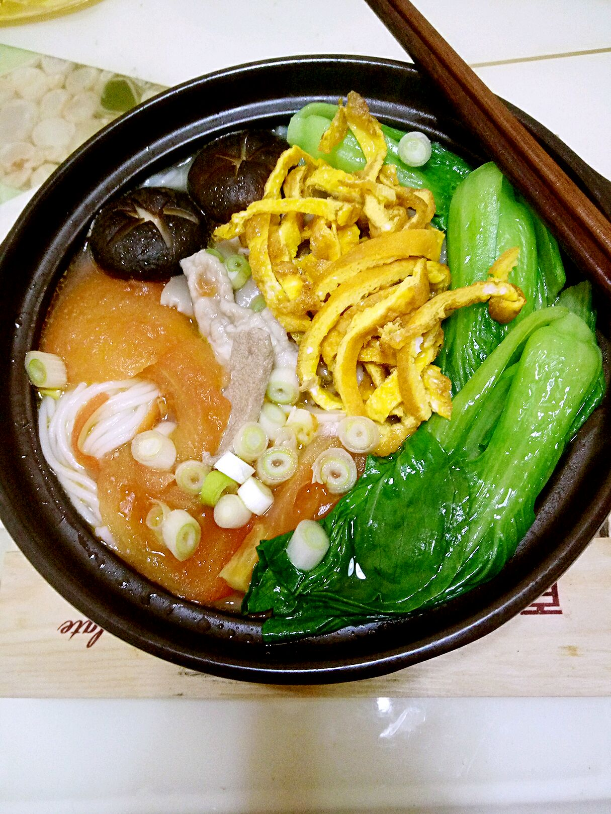 双丸砂锅米线