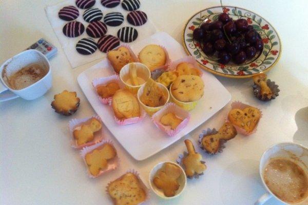 下午茶饼干的做法