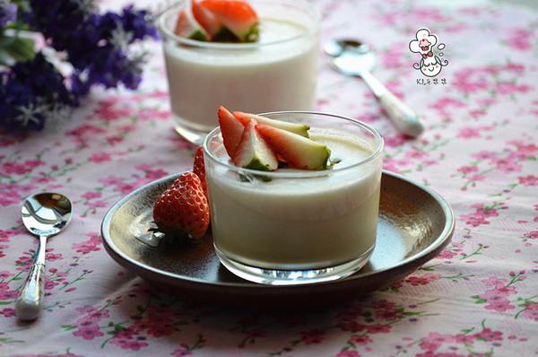 豆乳布丁-甜甜蜜蜜的情人节