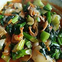 肉片青菜炒年糕#美的早安豆浆机