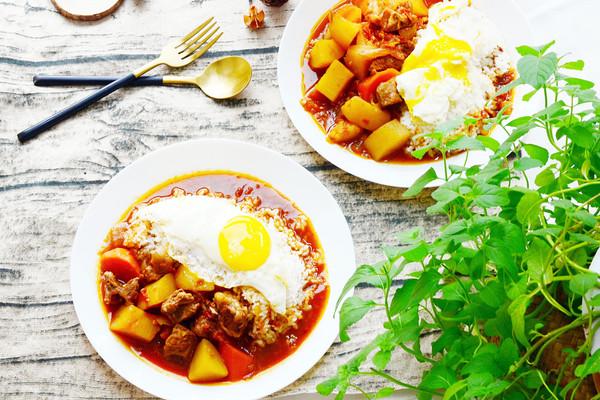 匈牙利炖牛肉-下饭菜(妈妈的味道)的做法