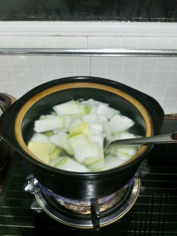 冬瓜汤的做法图解3