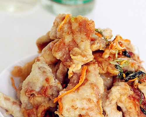 传统锅包肉的做法