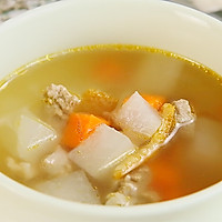 辅食 滋补又简单,就是这碗萝卜汤 全家人一起吃