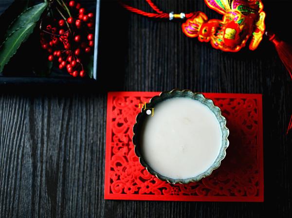 五谷核桃汁:健康营养热饮料自己做