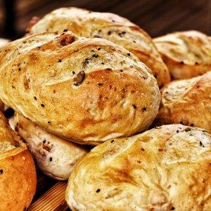 【补充能量必备面包】多谷物牛奶面包