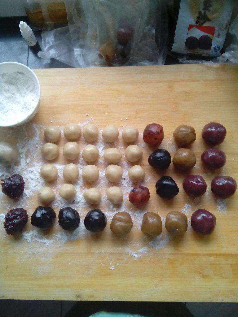 月饼制作方法步骤图