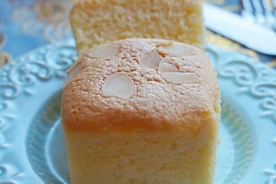 海绵小蛋糕-新手也能成功